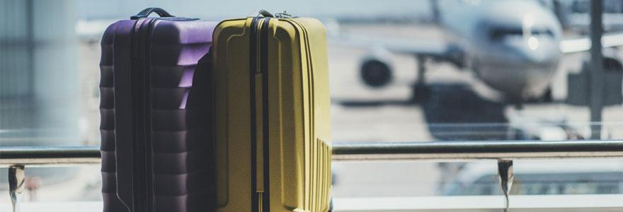 Choisir ses bagages pour voyager