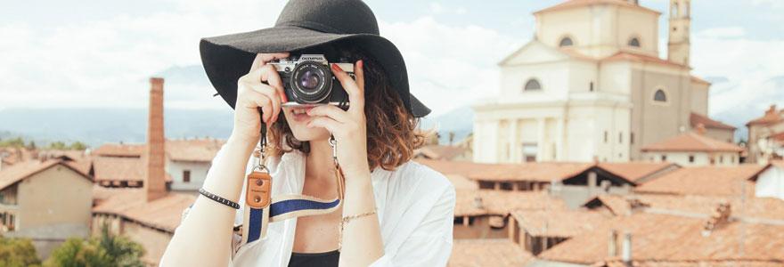 voyageuse créer blog de voyage