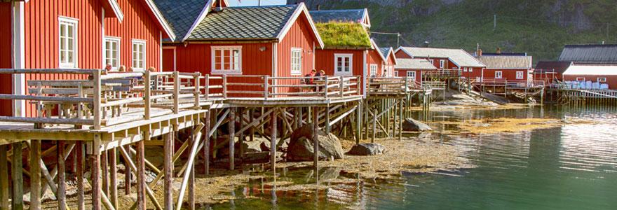 Location de gîte de pêche