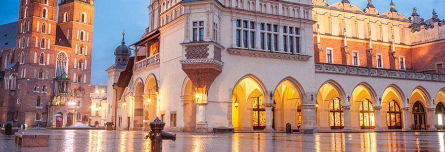Voyage scolaire en Pologne